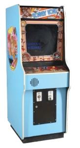 borne arcade donkey kong