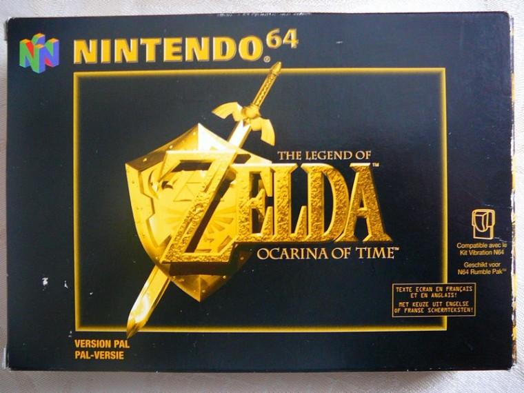 The-Legend-Of-Zelda-Ocarina-Of-Time