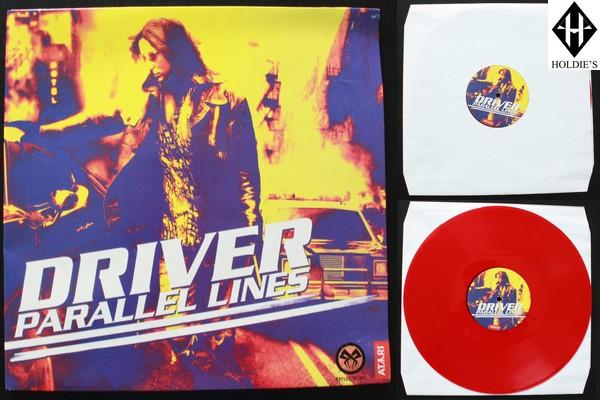 vinyle driver promo