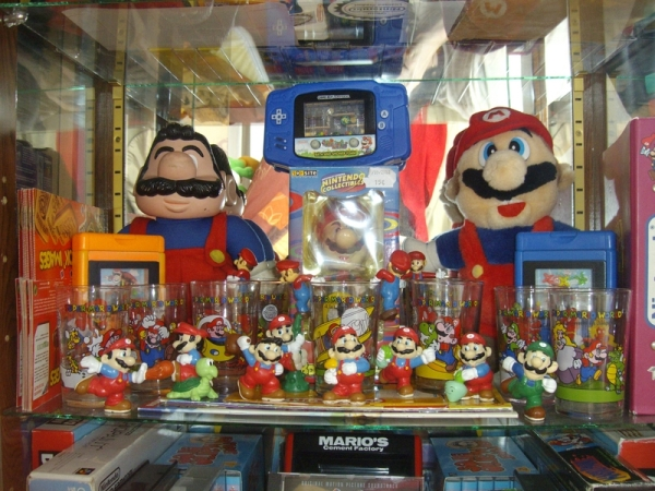 collection mario