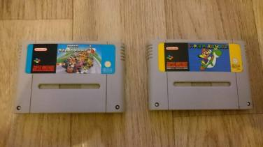 Jeux Mario SuperNes