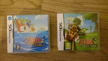 Jeux ZELDA Nintendo DS