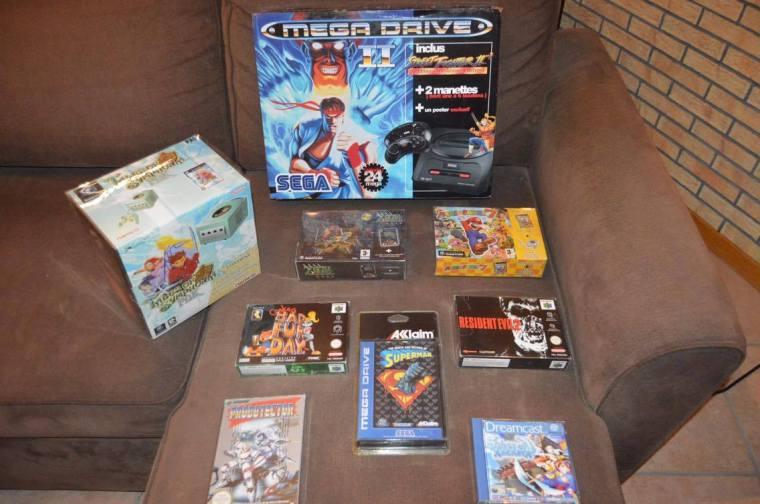 5 Maxime collectionneur Gamecube