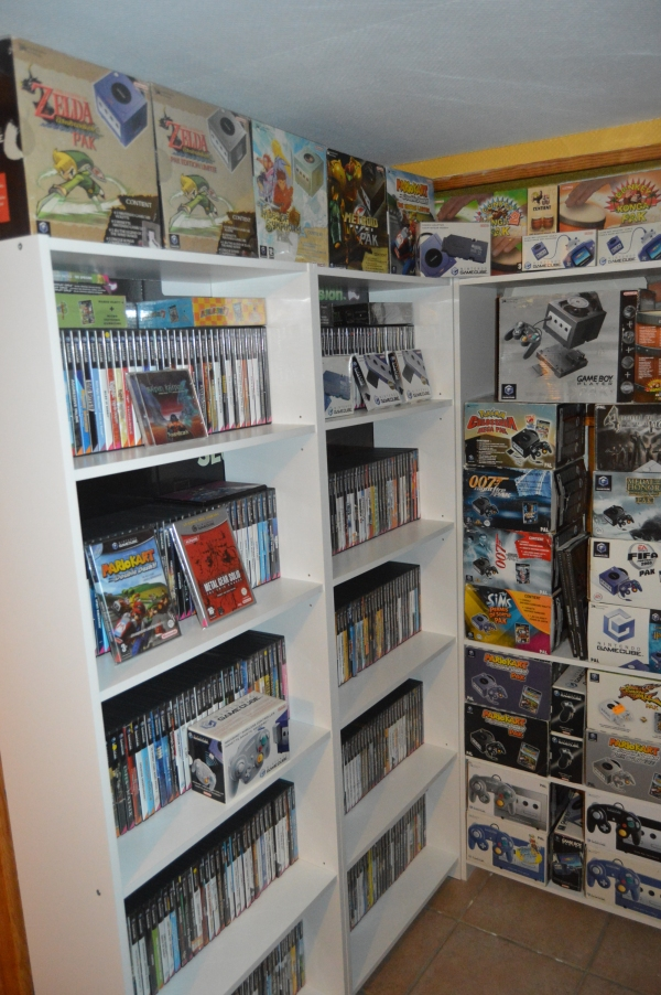 0 Maxime collectionneur Gamecube
