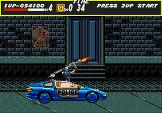 (4) A l'aide Jean-Michel ! Streets of Rage