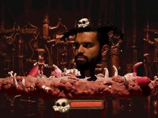 boss Chroniques Rétrogaming SkullMonkeys