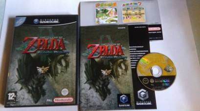 Collection Zelda Twilight Princess Gamecube en vente sur Holdies