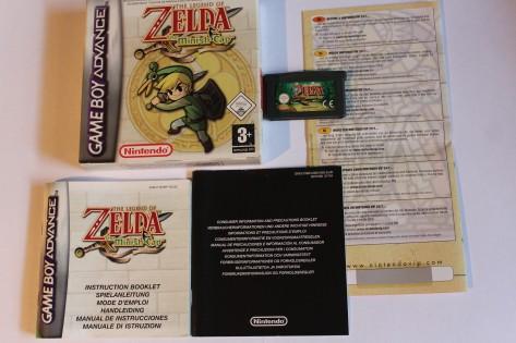 Collection Zelda Minish Cap en vente sur Holdies