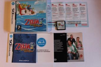 Collection Zelda Phantom Hourglass en vente sur Holdies