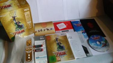 Collection Zelda pack Skyward Sword en vente sur Holdies