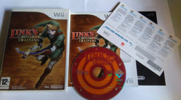 Collection Zelda Link's Crossbow Training en vente sur Holdies