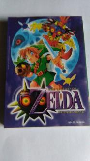 Collection Zelda en vente sur Holdies Soleil Manga 4