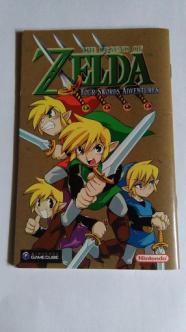 Collection Zelda en vente sur Holdies BD