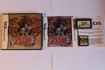 Collection Zelda en vente sur Holdies Phantom Hourglass US