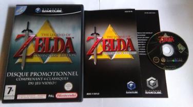 Collection Zelda Collector's Edition Disque Promotionnel sur Gamecube en vente sur Holdies
