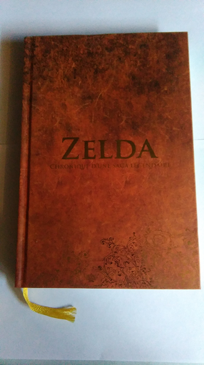 Collection Zelda en vente sur Holdies Livre
