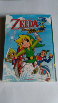 Collection Zelda en vente sur Holdies Soleil Manga 10
