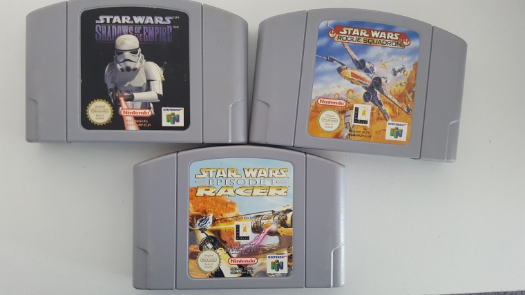 Star Wars N64