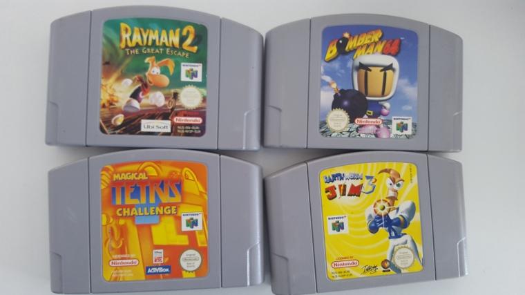 jeu N64