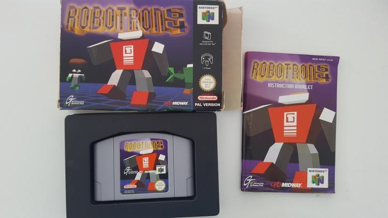Robotron N64