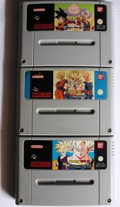 Dragon Ball Z super nes