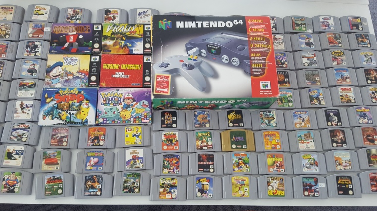 collection N64
