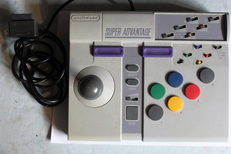 Stick Super Nintendo Advantage snes