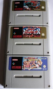 Street Fighter Super Nes