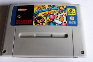 Super Bomberman snes