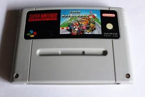 Super Mario Kart Super Nes