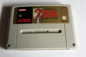 Zelda 3, Link to the Past snes
