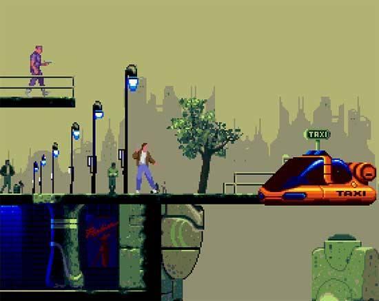 Flashback top 10 jeux megadrive