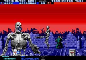 T2 : The arcade game megadrive top 10 jeux