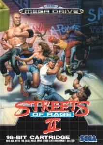 Streets Of Rage 2 top 10 jeux megadrive