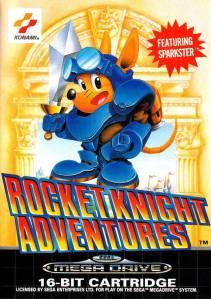 Rocket Knight Adventures top 10 jeux megadrive