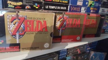 Zelda 3 Super Nintendo