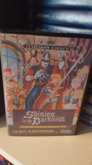 Shining Of Darkness