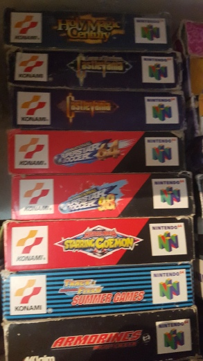 collection nintendo 64