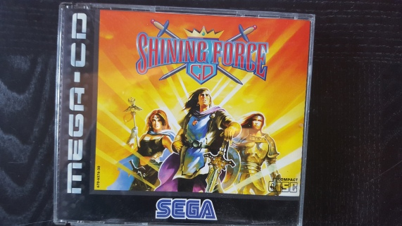 Shining Force Mega-CD