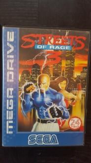 Street of rage 3 sur Megadrive: la plus recherché de la trilogie