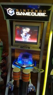 borne d'arcade gamecube