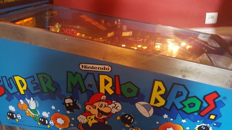 flipper Mario