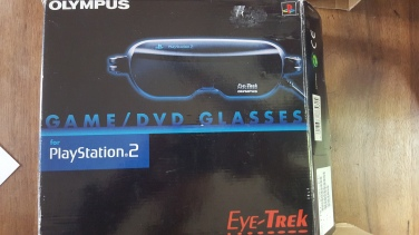 Eye Trek PS2