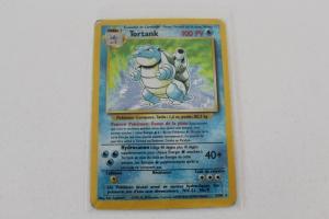 Tortank Carte Pokemon Wizards Set de Base Holo Rare