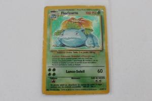 Florizarre Carte Pokemon Wizards Set de Base Holo Rare