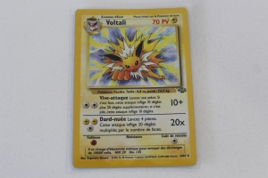 Voltali Jungle Carte Pokemon Rare Holo