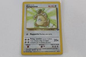Kangourex Jungle Carte Pokemon Rare Holo