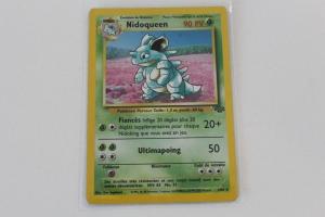 Nidoqueen Jungle Carte Pokemon Rare Holo