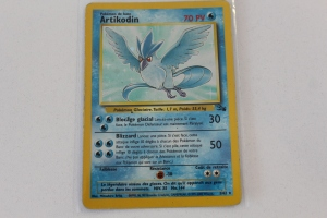 Artikodin Edition 1 Fossile Carte Pokemon Rare Holo