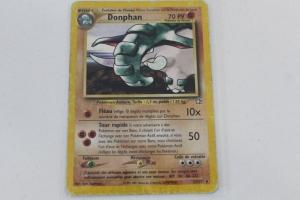 Donphan Carte Pokemon Rare Wizards Holo Edition 1